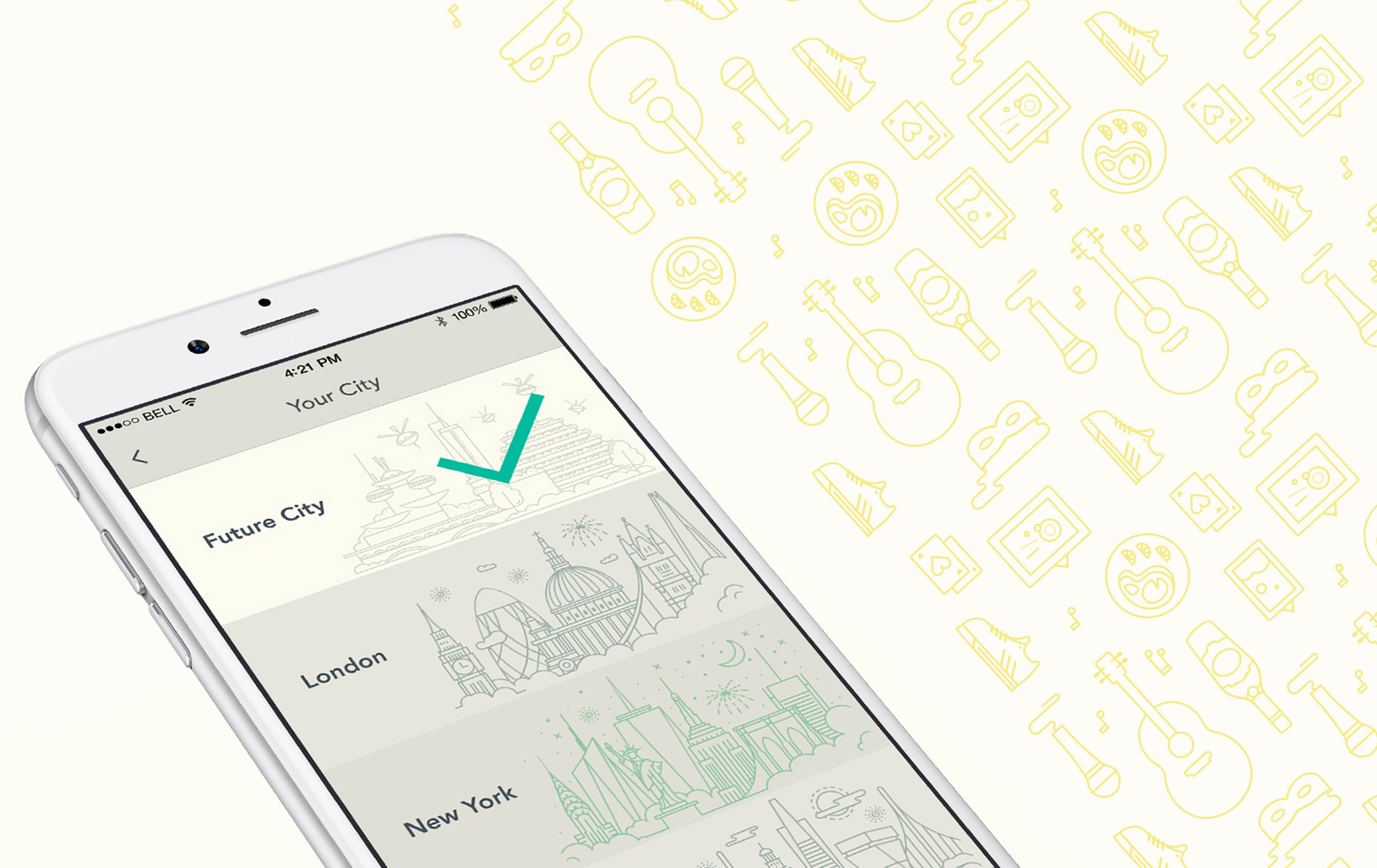 YPlan iOS
